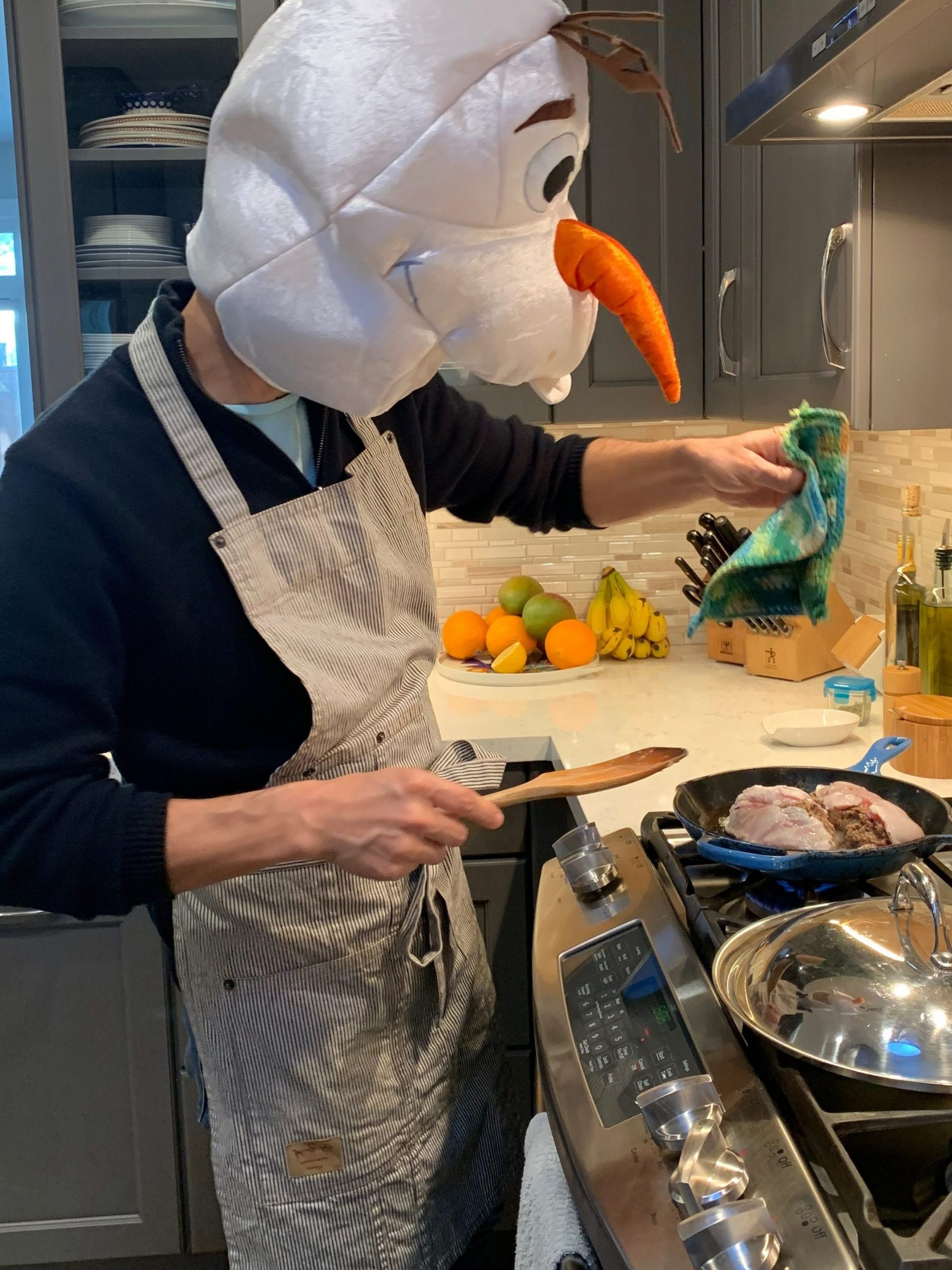 Cooking in California, 2020